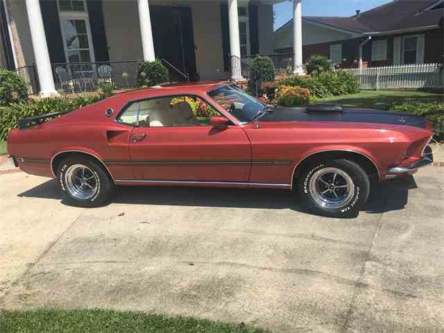 Picture of '69 Mustang Mach 1 - NUFN