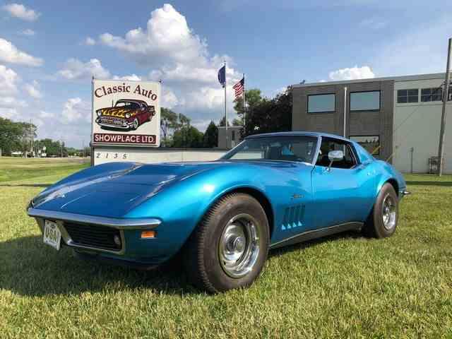 Picture of '69 Corvette - NUG0
