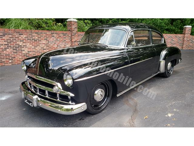 1949 Chevrolet Fleetline