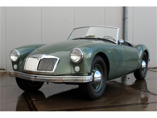 Picture of '59 MGA - NUGF