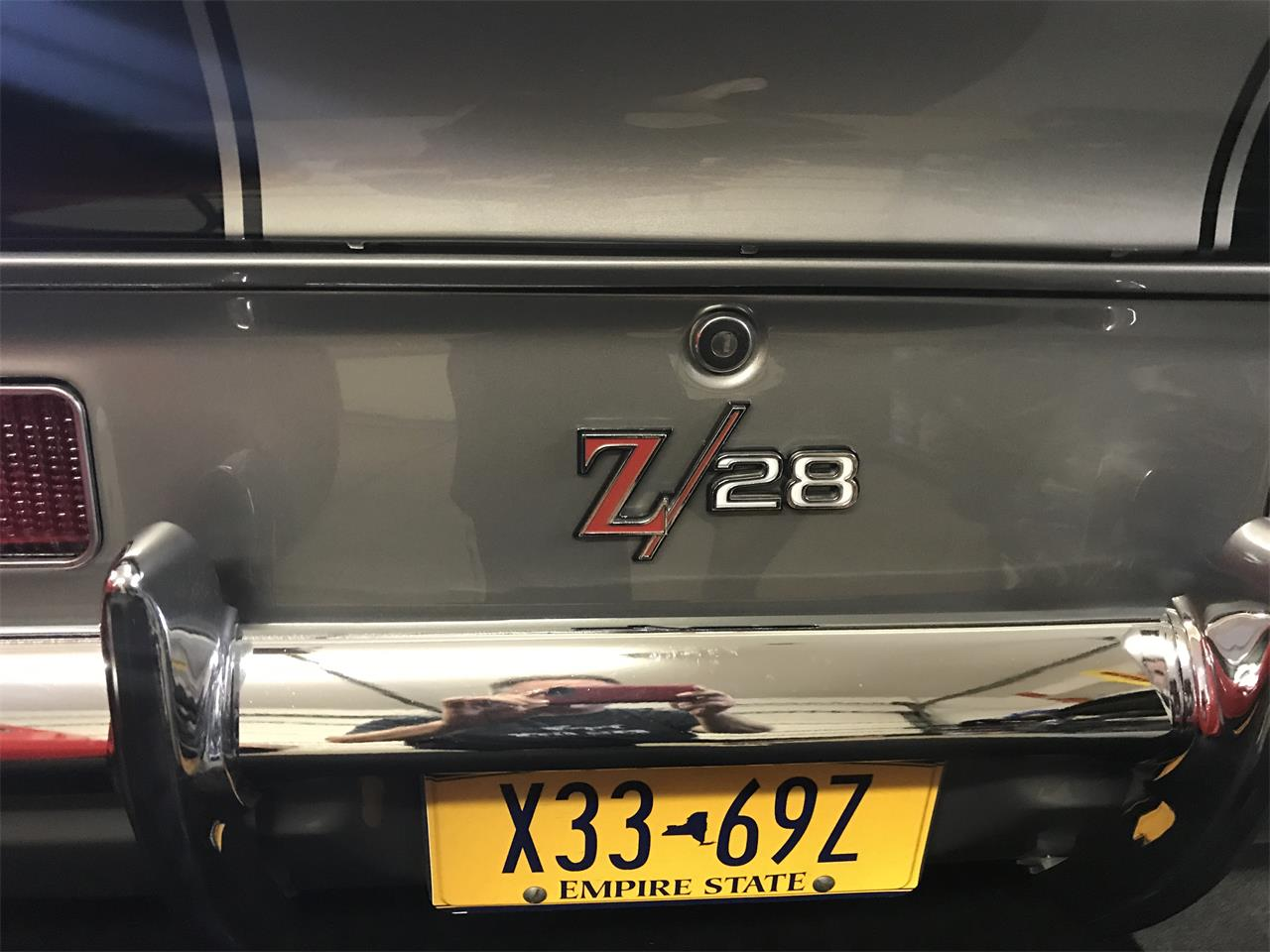 Large Picture of '69 Camaro Z28 - NUGG