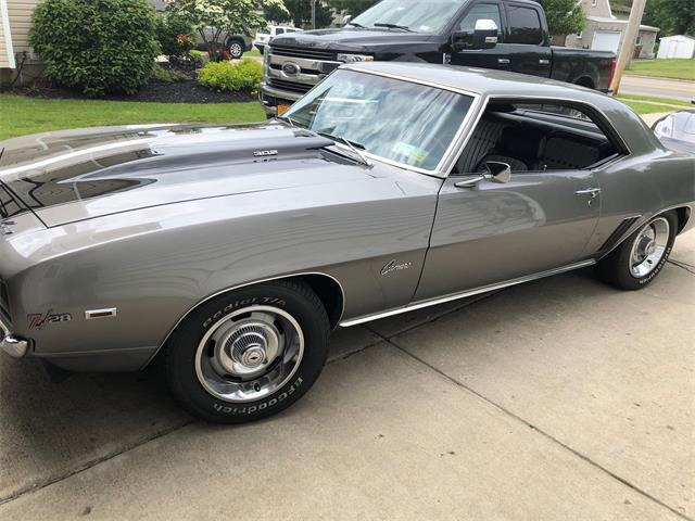 Picture of '69 Camaro Z28 located in Buffalo New York - $89,999.00 Offered by a Private Seller - NUGG