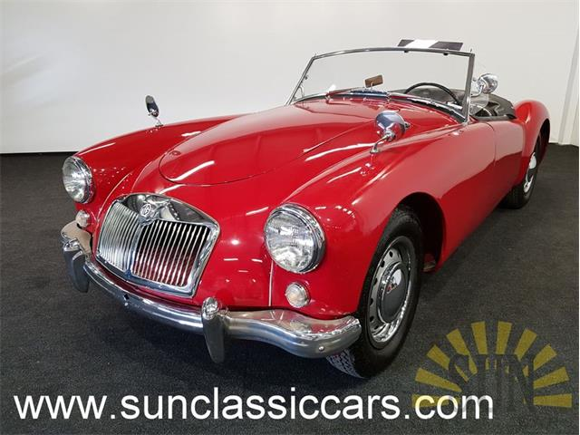 Picture of '59 MGA 1500 - NUGH