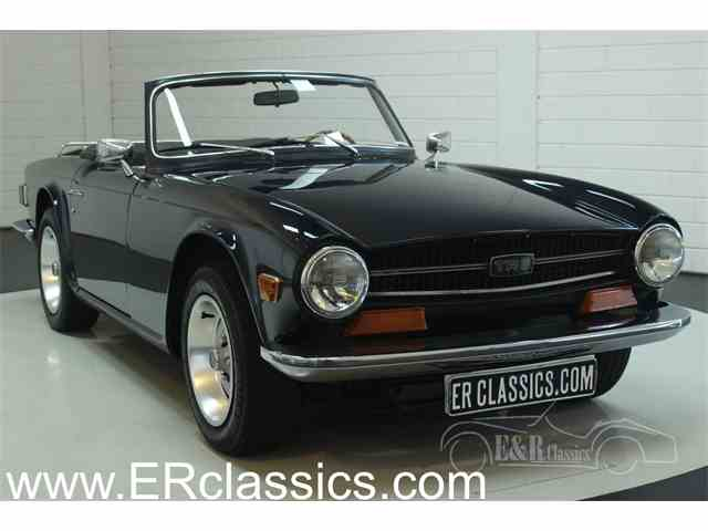 Picture of '74 TR6 - NUGS