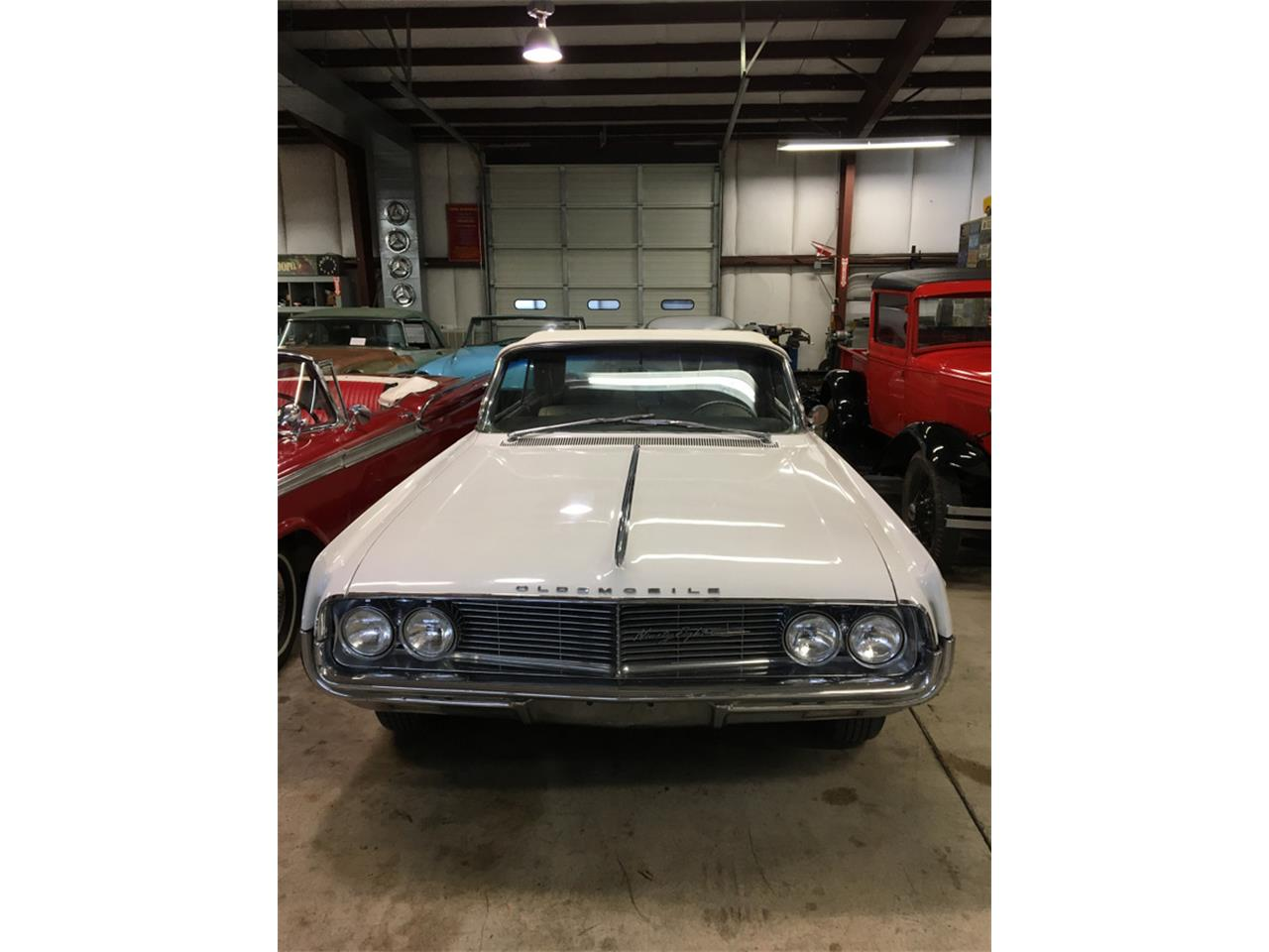 Large Picture of 1962 Oldsmobile 98 located in Florence Alabama Auction Vehicle - NUGV