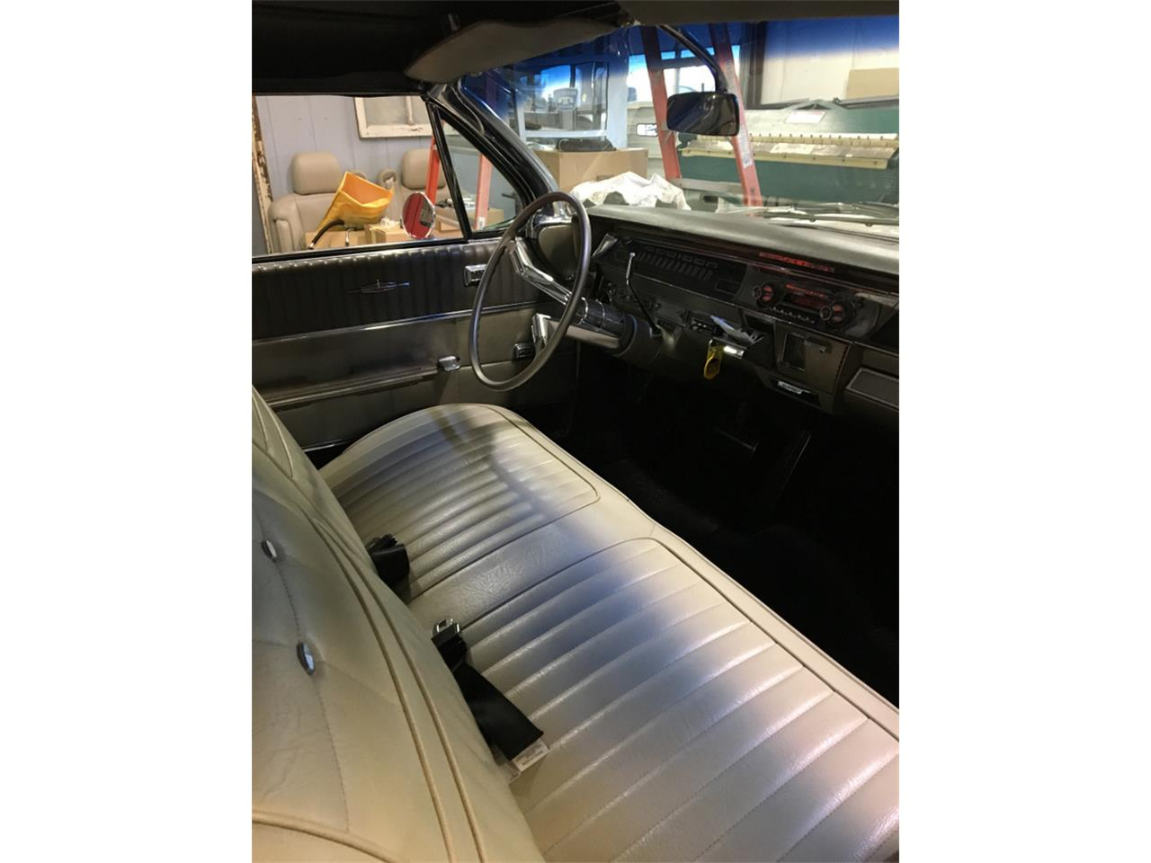 Large Picture of Classic '62 Oldsmobile 98 Auction Vehicle Offered by Hunt's Auto Restoration - NUGV