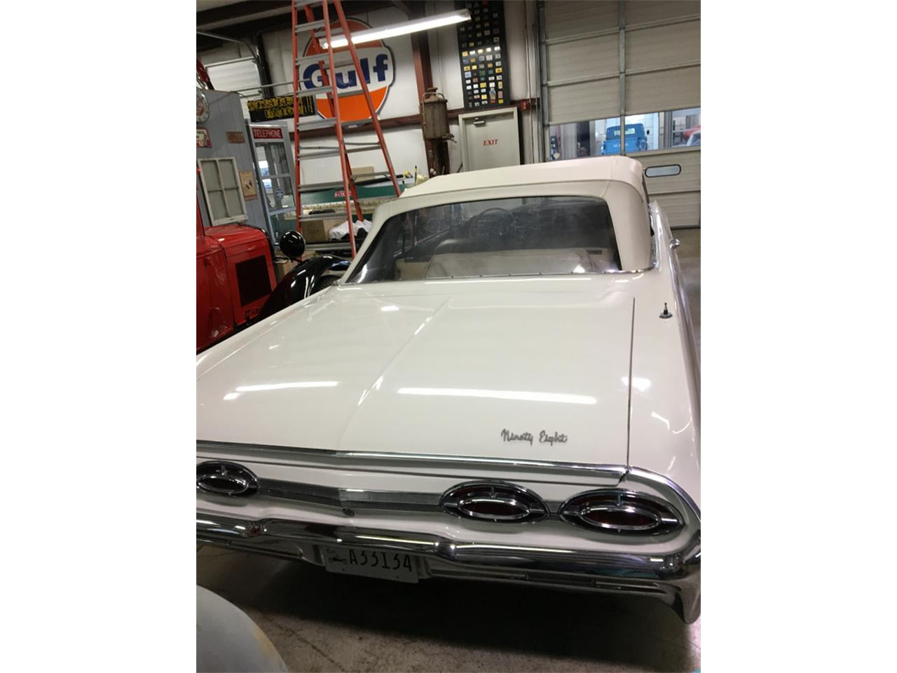 Large Picture of Classic 1962 98 Auction Vehicle - NUGV