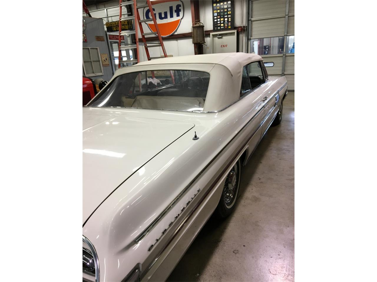 Large Picture of '62 98 Auction Vehicle Offered by Hunt's Auto Restoration - NUGV