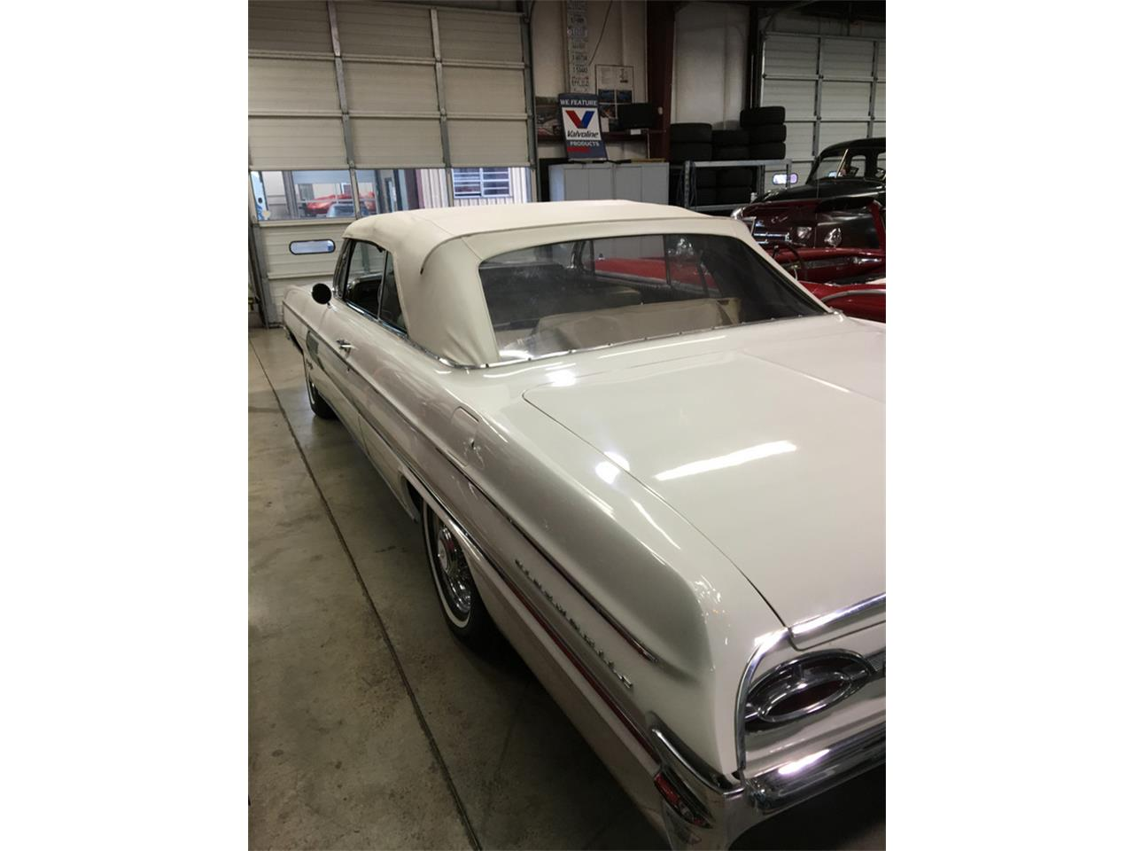 Large Picture of Classic '62 Oldsmobile 98 located in Alabama Auction Vehicle - NUGV