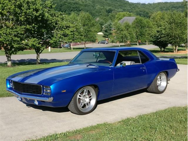 Picture of Classic '69 Camaro - $136,900.00 - NUHB