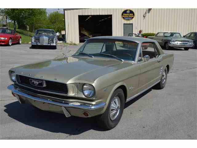Picture of '66 Mustang - NUHE