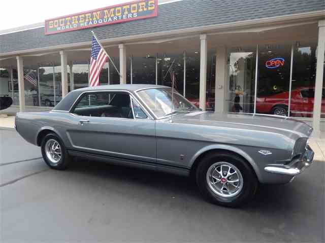 Picture of '66 Mustang GT - NUHT