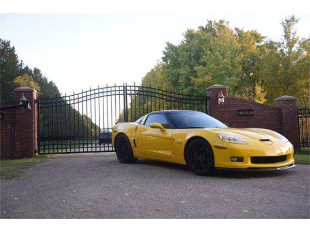 Picture of '07 Corvette Z06 located in Alberta Offered by  - NUI2