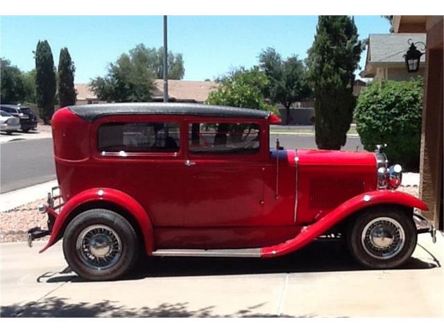 Picture of 1931 Model A located in Arizona - $25,000.00 Offered by a Private Seller - NUI3
