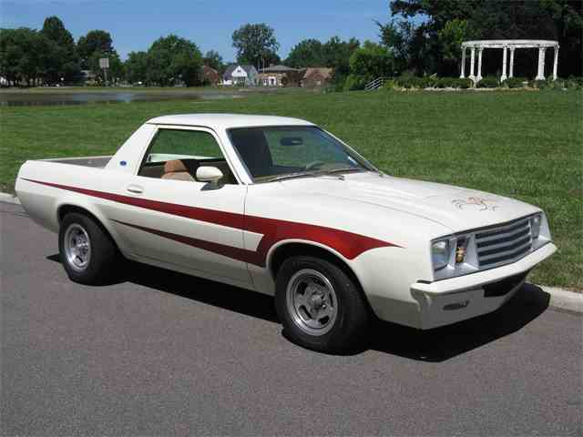 Picture of '80 Pinto - NUI8