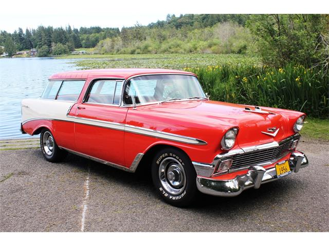 Picture of '56 Nomad - NUIJ