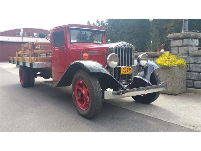 Picture of '33 Pickup - NUIT