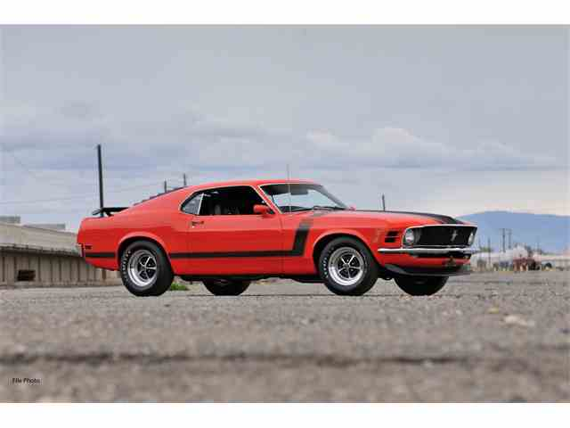 Picture of '70 Mustang - NUIV