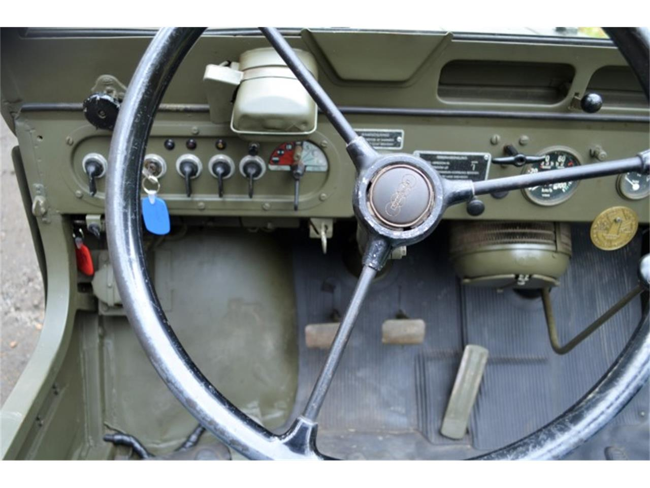 Large Picture of '63 Munga - NUIX