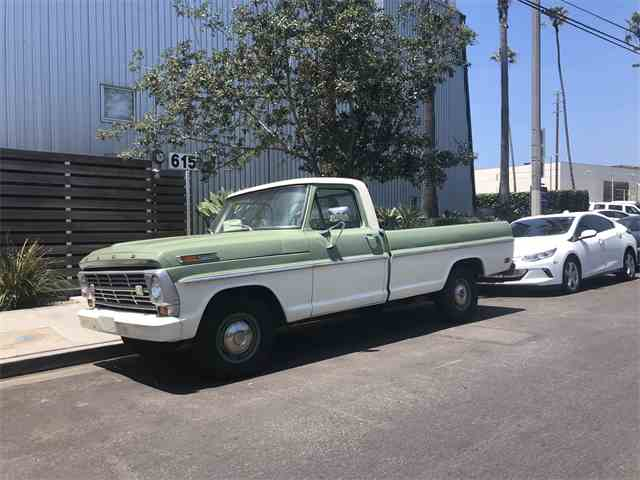 Picture of '68 F100 - NUJ3