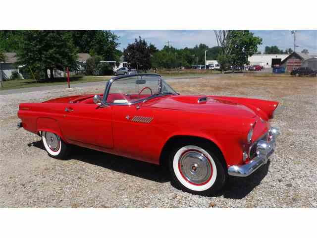 Picture of '55 Thunderbird - NUJ4