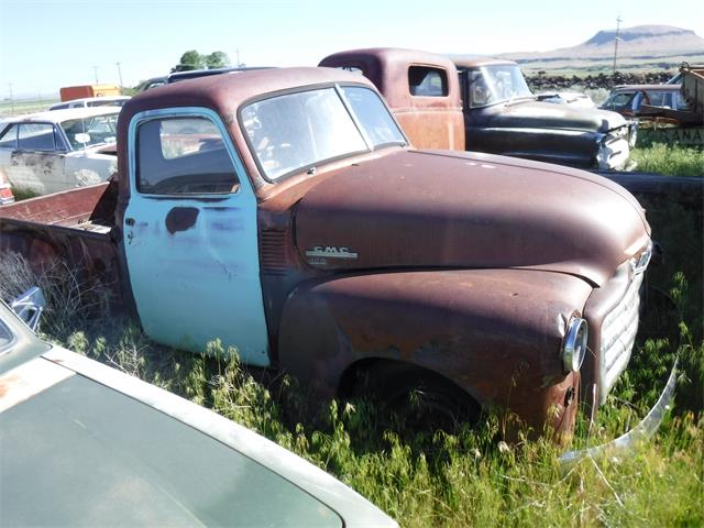 1953 GMC Pickup