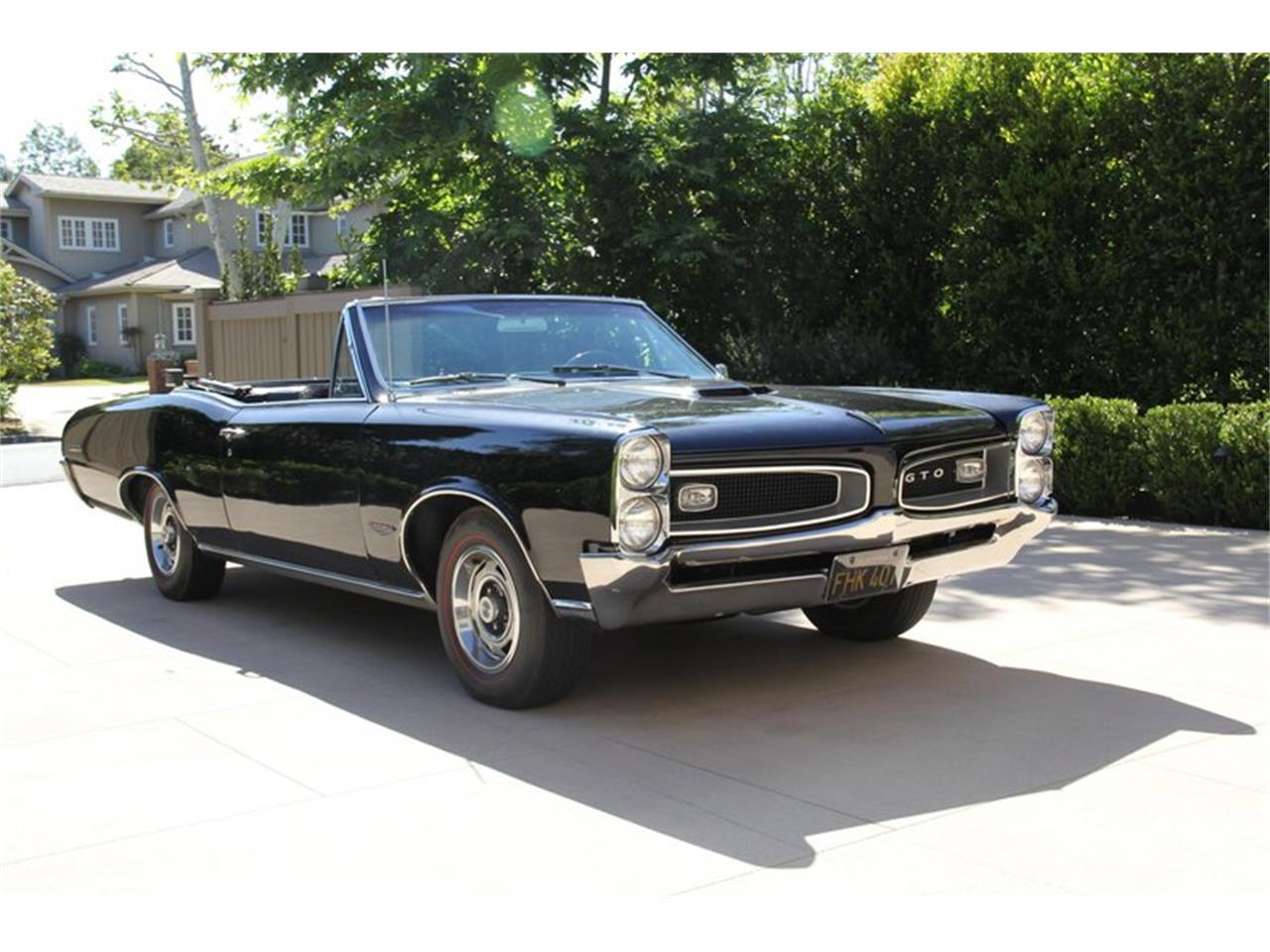 Large Picture of '66 GTO - NSOS