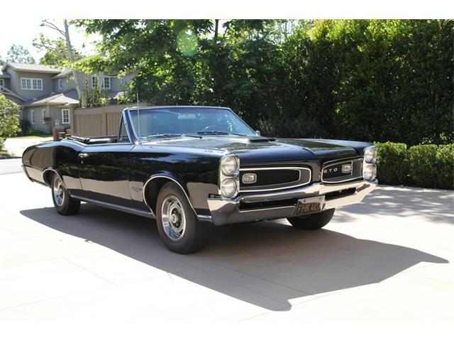 Picture of '66 GTO located in California - $80,000.00 Offered by  - NSOS