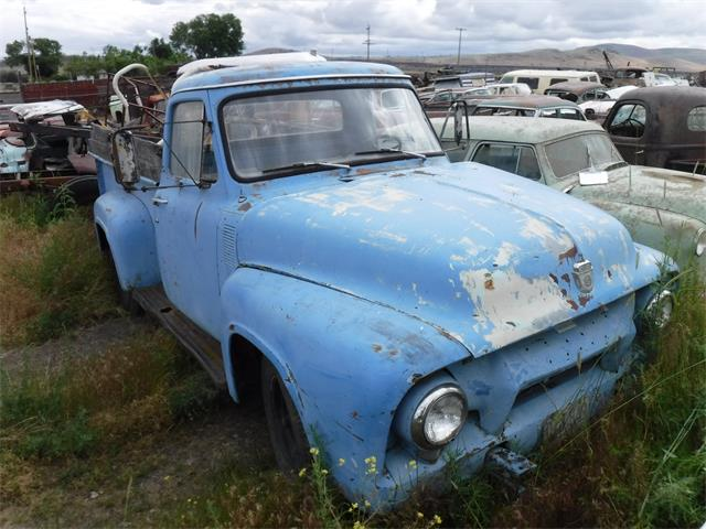 Picture of Classic '54 Ford Pickup - $3,800.00 - NUJY