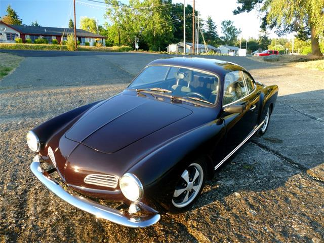 Picture of '72 Karmann Ghia - NUJZ