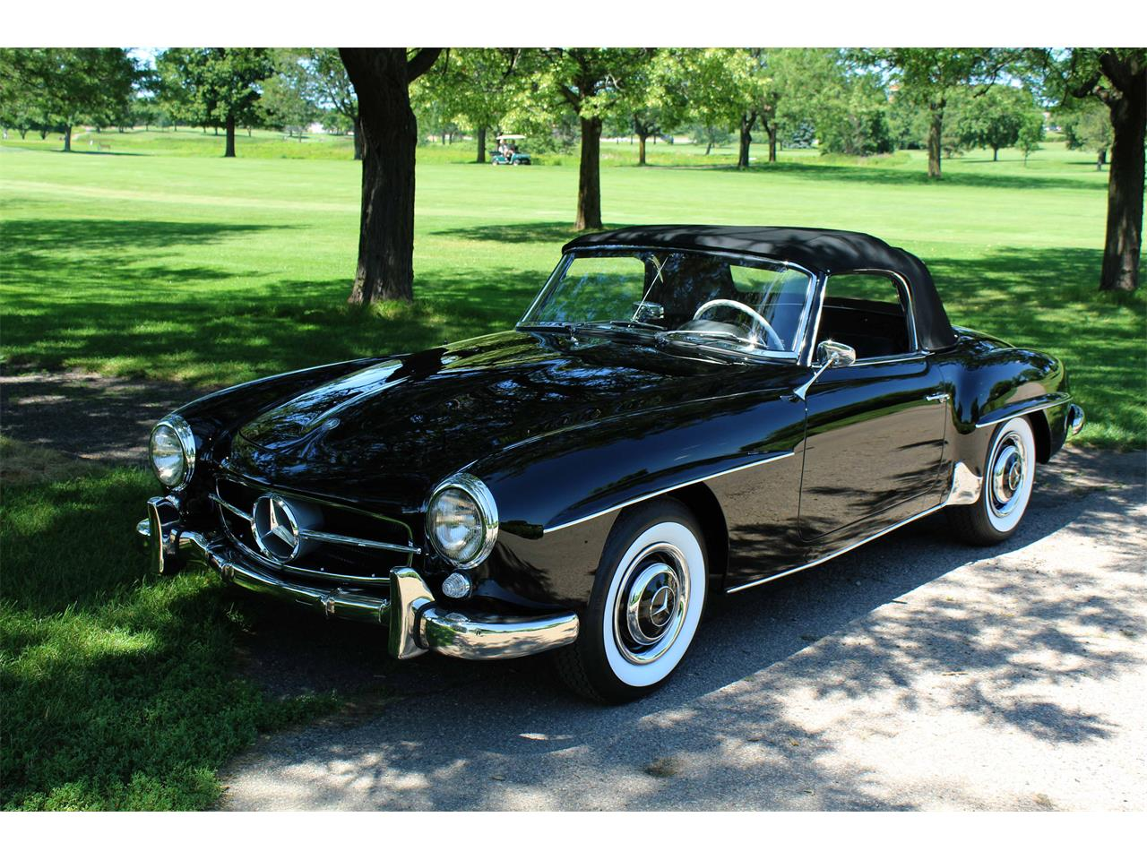 Large Picture of 1960 190SL Offered by Jaguar Land Rover Minneapolis - NULS