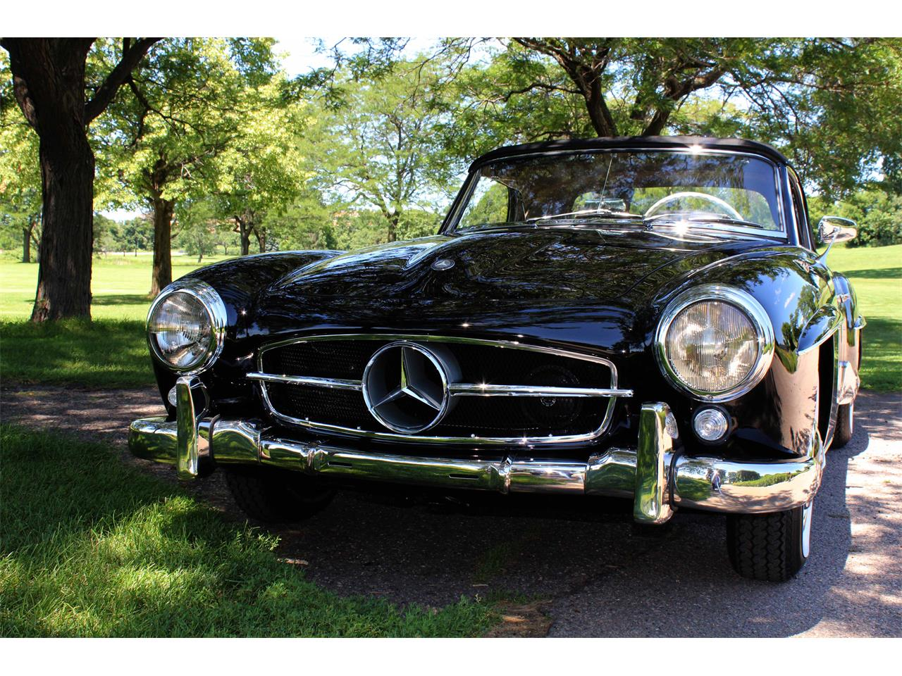 Large Picture of '60 190SL located in Minnesota Offered by Jaguar Land Rover Minneapolis - NULS