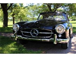 Picture of Classic '60 Mercedes-Benz 190SL located in Minneapolis Minnesota Offered by Jaguar Land Rover Minneapolis - NULS