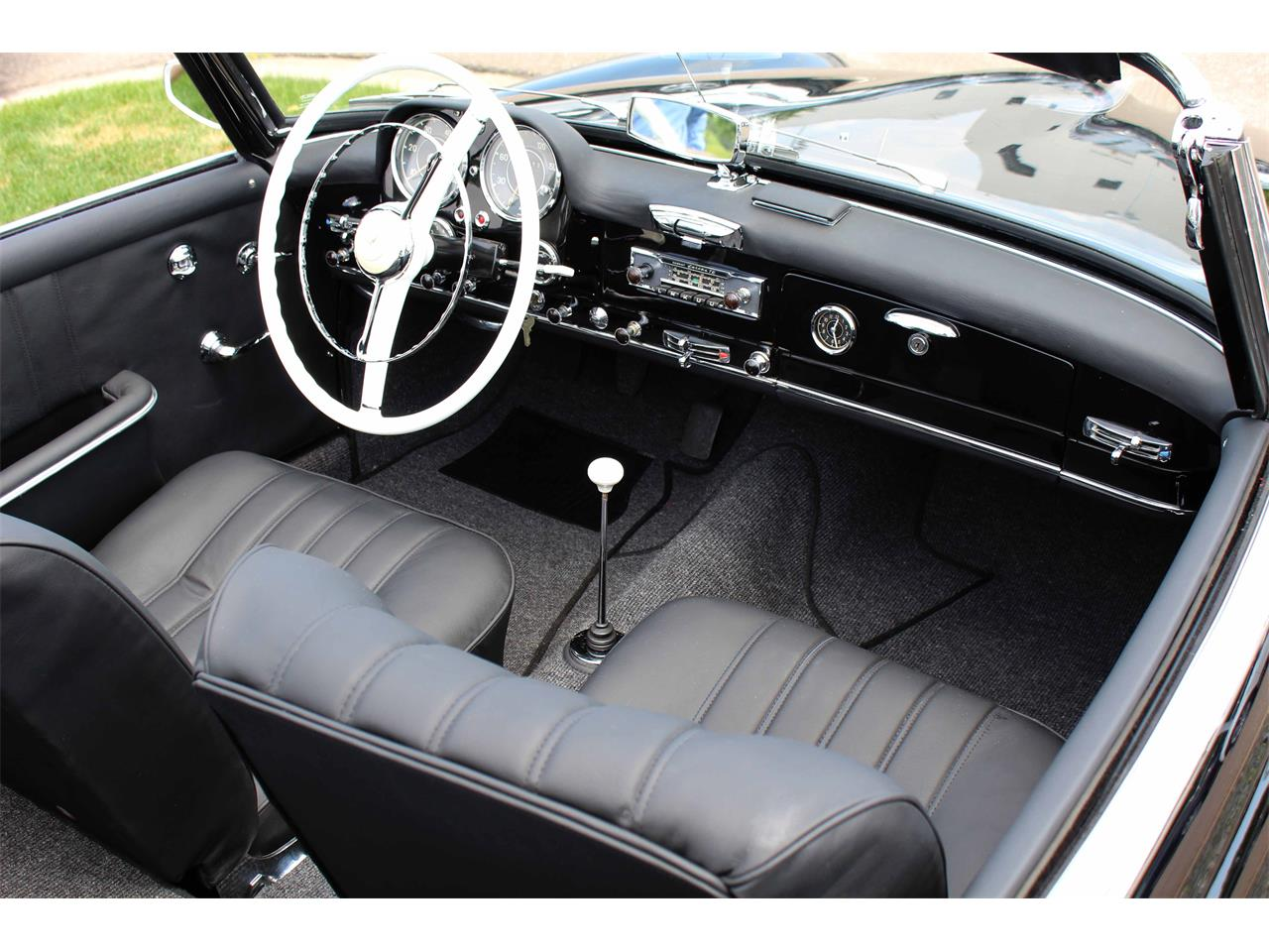 Large Picture of 1960 Mercedes-Benz 190SL located in Minnesota - $299,900.00 Offered by Jaguar Land Rover Minneapolis - NULS