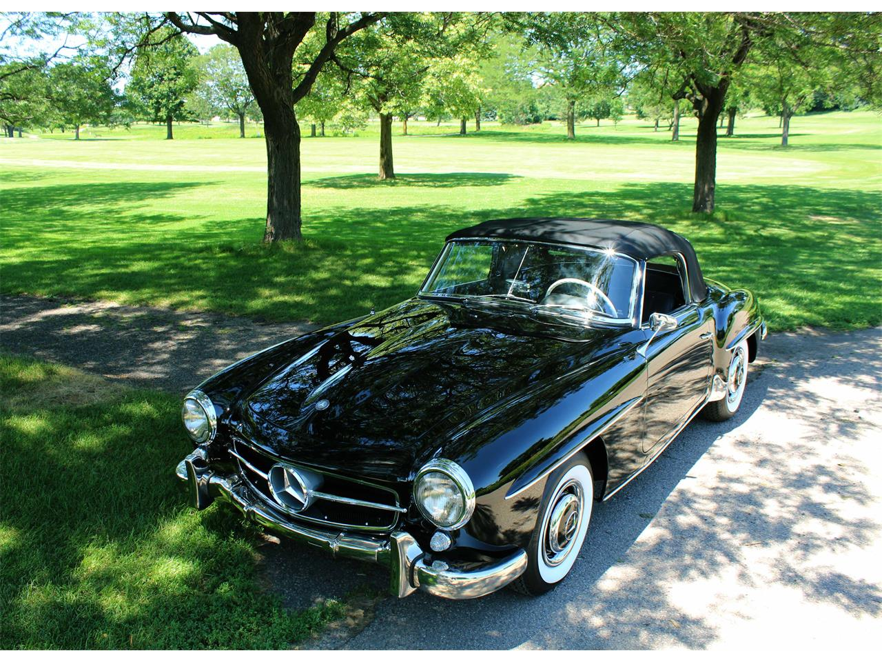 Large Picture of Classic '60 Mercedes-Benz 190SL located in Minneapolis Minnesota - $299,900.00 - NULS