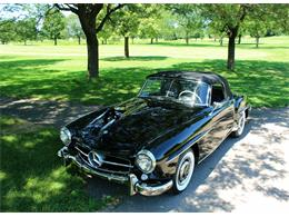 Picture of Classic '60 Mercedes-Benz 190SL located in Minnesota - $299,900.00 - NULS