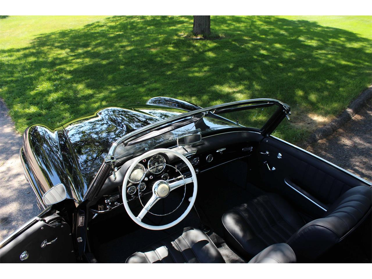 Large Picture of 1960 190SL - $299,900.00 Offered by Jaguar Land Rover Minneapolis - NULS