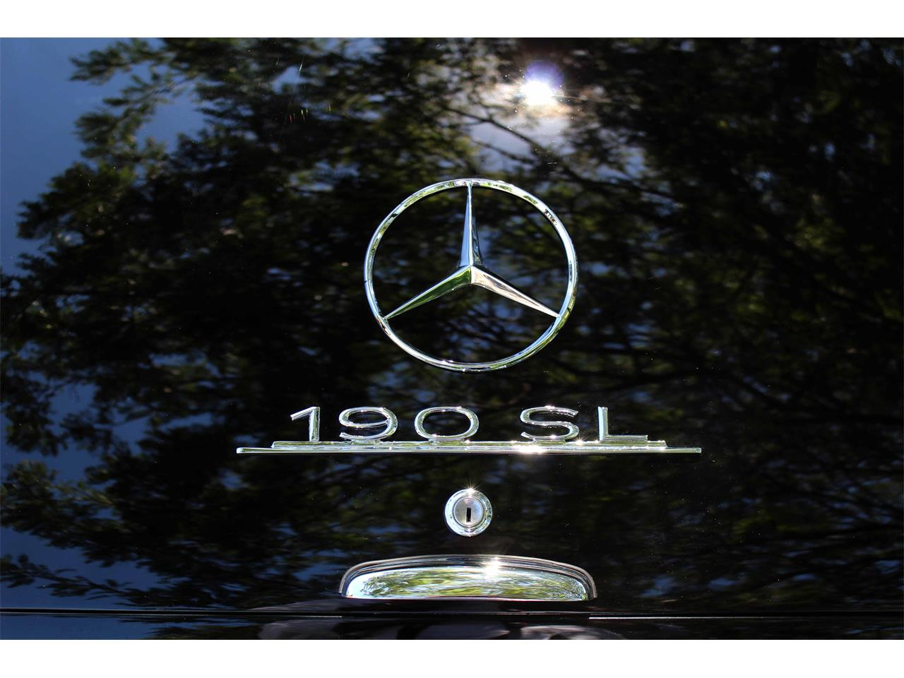 Large Picture of 1960 190SL - $299,900.00 - NULS