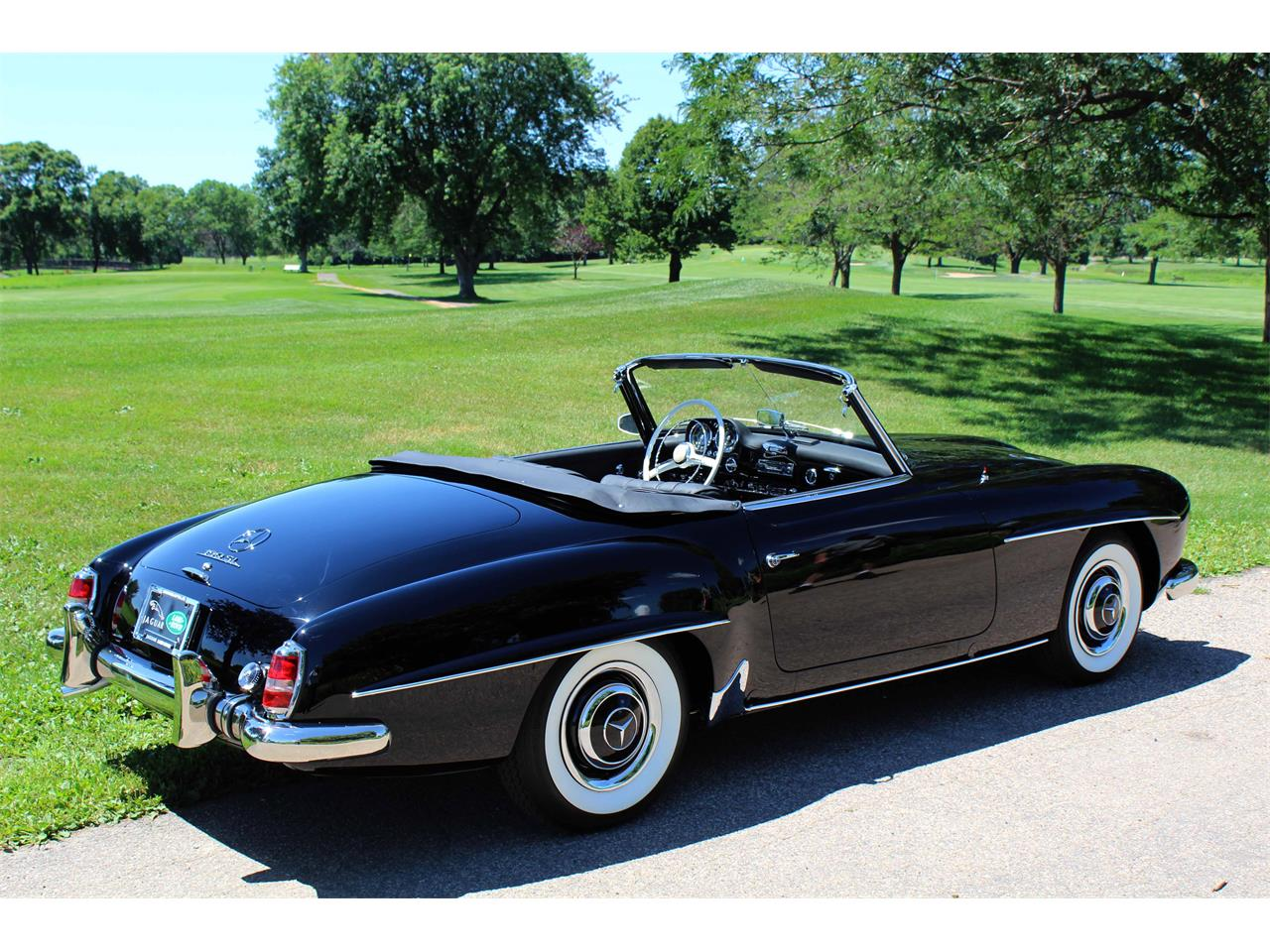 Large Picture of '60 190SL located in Minnesota - NULS