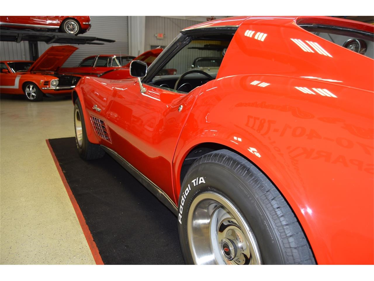 Large Picture of '72 Corvette - NULV