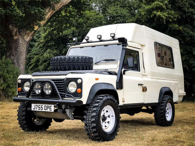 Picture of '91 Defender - NULZ