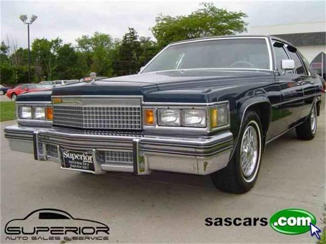 Picture of 1979 Cadillac DeVille - $14,999.00 Offered by  - NSP1