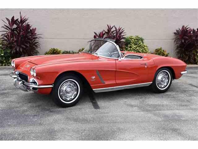 Picture of '62 Corvette - NUMK