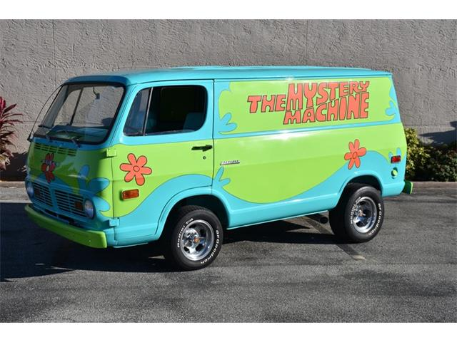 Picture of '69 Custom Scooby Doo located in Florida - $39,983.00 Offered by  - NUML