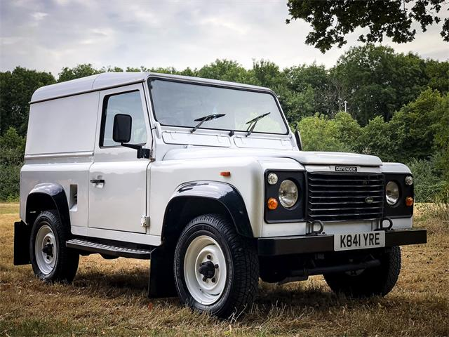 Picture of '92 Defender - NUMU