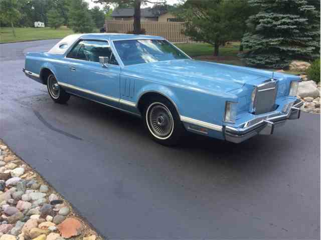 Picture of '78 Continental - NUNM