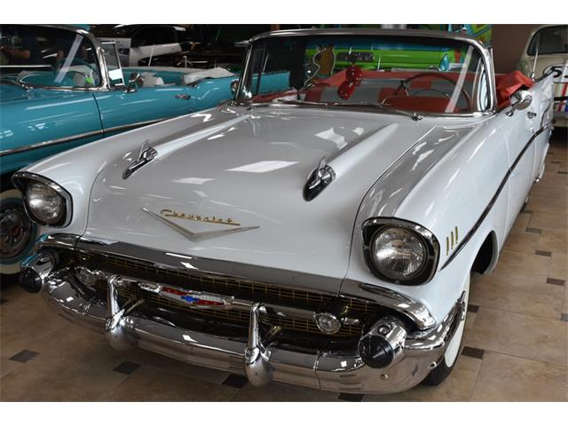 Picture of Classic 1957 Chevrolet Bel Air Offered by  - NUO7