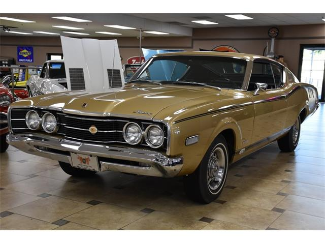 Picture of Classic 1968 Mercury Cyclone Auction Vehicle - NUOA