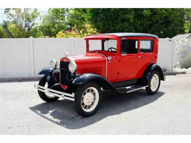 Picture of '31 Model A - NUOD