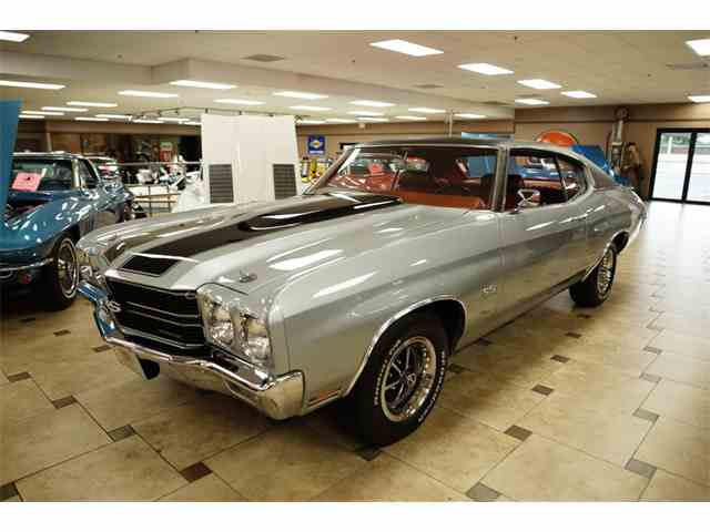 Picture of '70 Chevelle - NUOQ